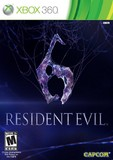 Resident Evil 6 (Xbox 360)